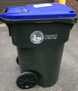 Providence Recycle Bin